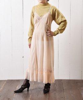 古着ランジェリー ワンピース レース&プリーツ|Lingerie One-Piece Lace&Pleats 古着のネット通販 古着屋グレープフルーツムーン