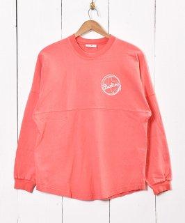 古着アメリカ製 ロングスリーブ Tシャツ 蛍光カラー 古着のネット通販 古着屋グレープフルーツムーン