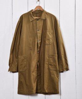 古着チェコ軍 ミリタリーワークコート ユーロミリタリー  古着のネット通販 古着屋グレープフルーツムーン
