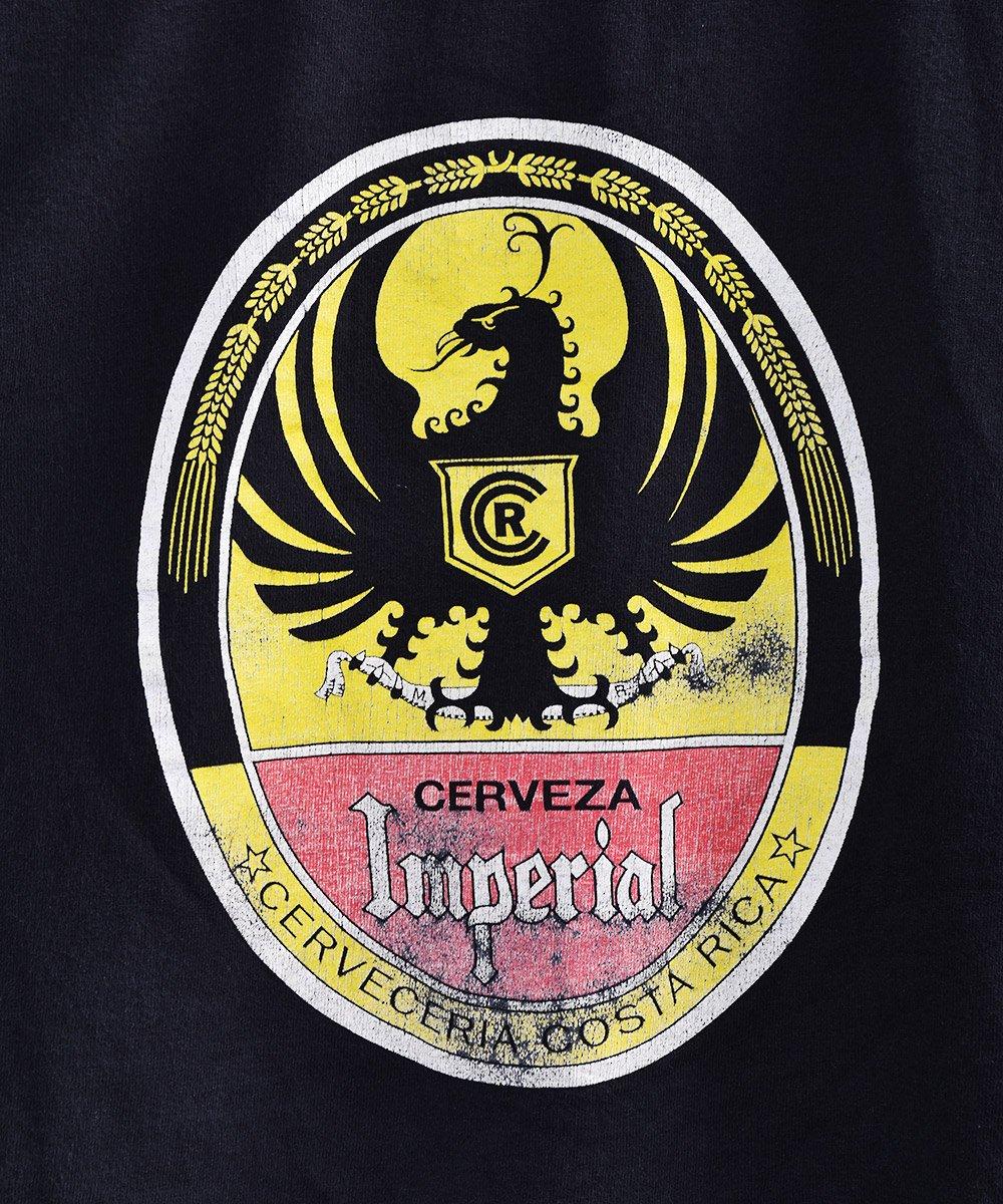 CERVEZA Imperial プリント コットン ロングスリーブTシャツサムネイル
