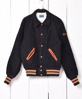 古着アメリカ製 コーデュロイ スタジャン ブラック 古着のネット通販 古着屋グレープフルーツムーン