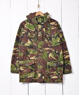 古着イギリス軍 コンバットスモック DPMカモ ウインドプルーフ 古着のネット通販 古着屋グレープフルーツムーン