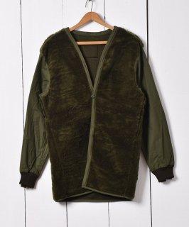 古着2000年〜 オランダ軍 ミリタリーライナー 古着のネット通販 古着屋グレープフルーツムーン