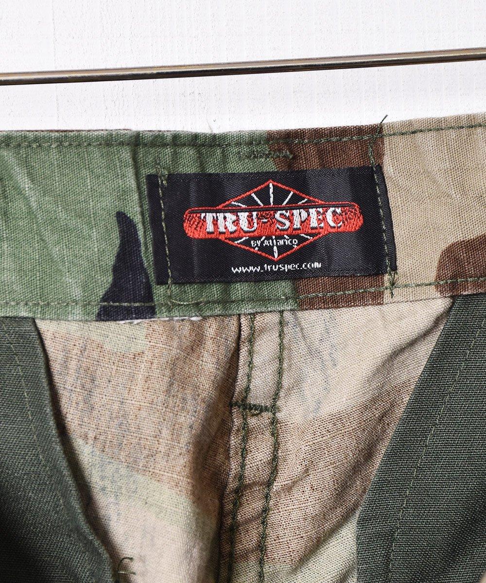 アメリカ軍 ウッドランドカモ柄 カーゴパンツ 02 サムネイル