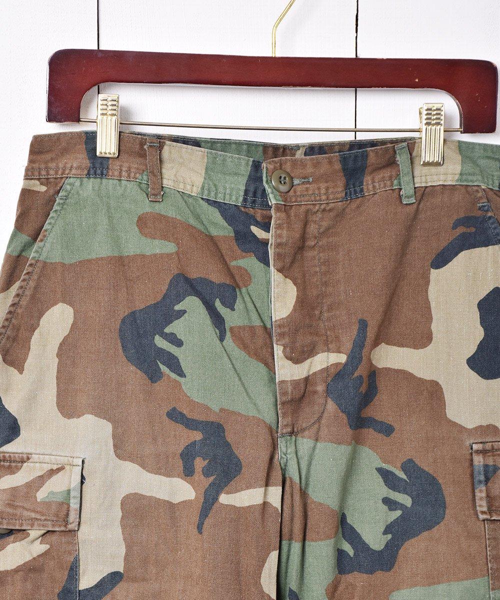 アメリカ軍 ウッドランドカモ柄 カーゴパンツ 03 サムネイル