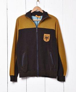 古着ドイツ軍 トレーニングウェア マスタード 古着のネット通販 古着屋グレープフルーツムーン