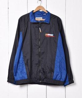 古着NASCAR ナイロンレーシングジャケット 古着のネット通販 古着屋グレープフルーツムーン