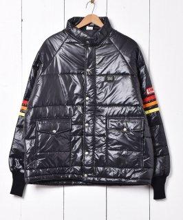 古着SIMPSONヴィンテージ 中綿ジャケット タロンジップ 古着のネット通販 古着屋グレープフルーツムーン