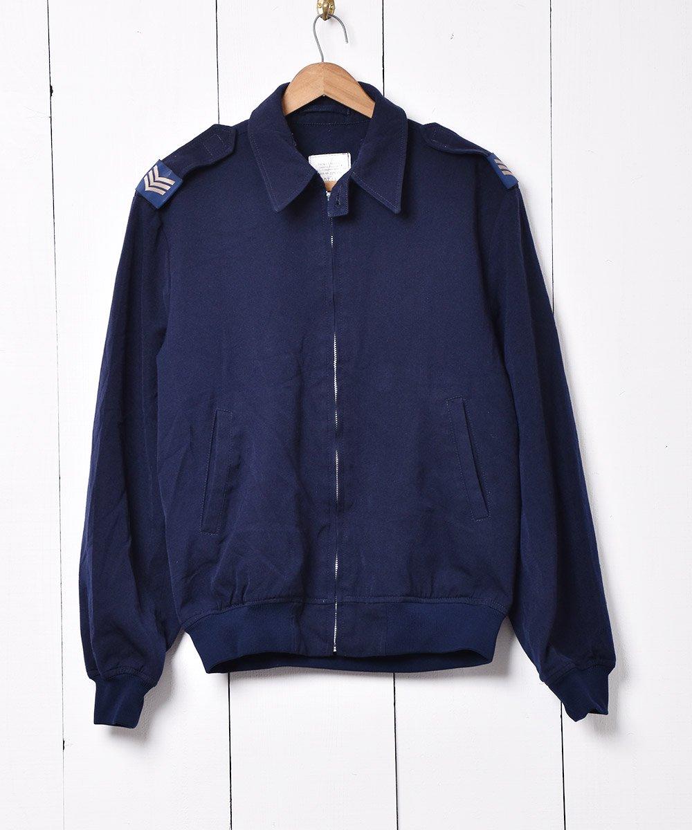 古着 イギリス RAF(ロイヤルエアフォース)ショート丈ジャケット 古着 ネット 通販 古着屋グレープフルーツムーン
