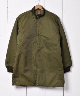 古着70's カナダ軍 エクストリーム コールド ウェザーパーカー用 ライナージャケット 古着のネット通販 古着屋グレープフルーツムーン