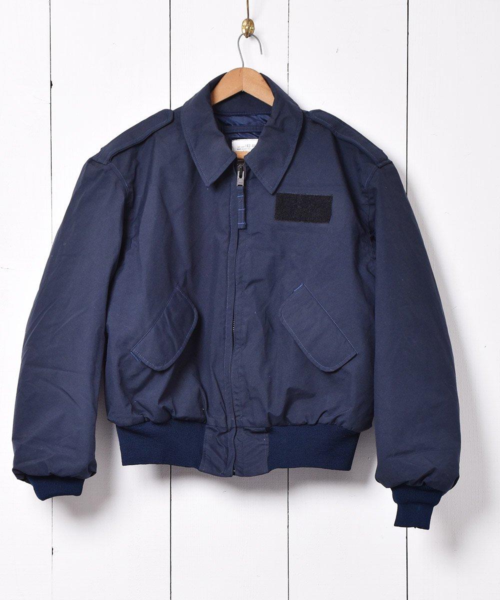 古着 90's USミリタリーポリスジャケット 古着 ネット 通販 古着屋グレープフルーツムーン