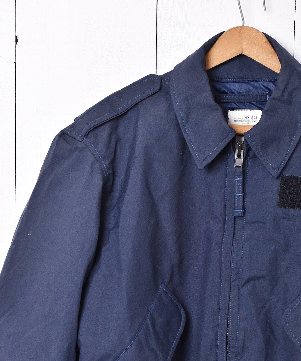 90's USミリタリーポリスジャケットサムネイル
