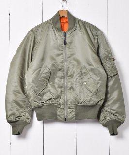 古着アルファ MA-1 ジャケット 古着のネット通販 古着屋グレープフルーツムーン
