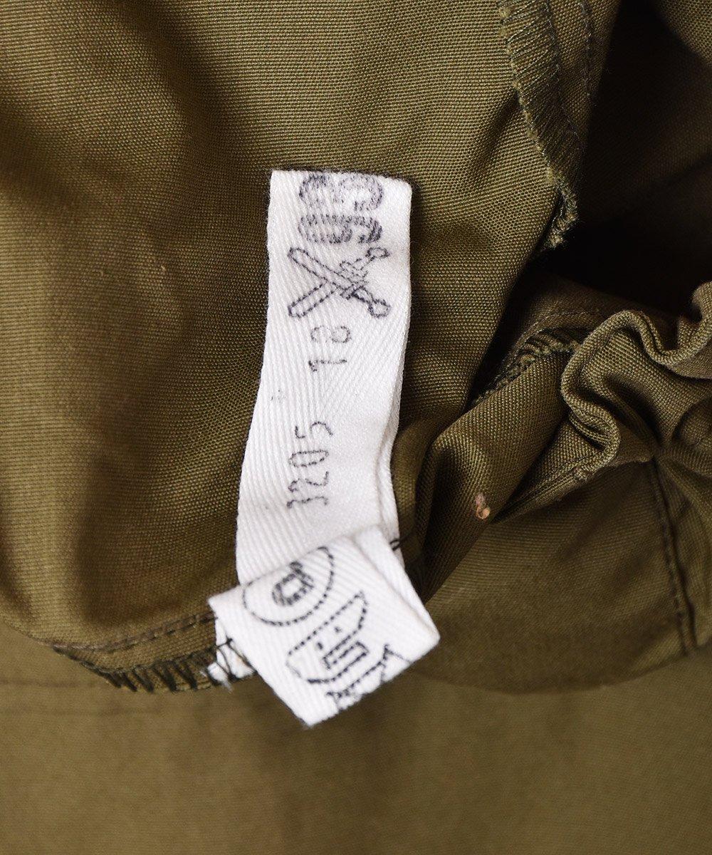 1993年製 ボア襟付き チェコ軍フィールドジャケットサムネイル