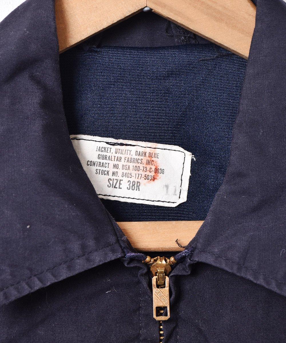 70's US ミリタリー ユーティリティジャケットサムネイル
