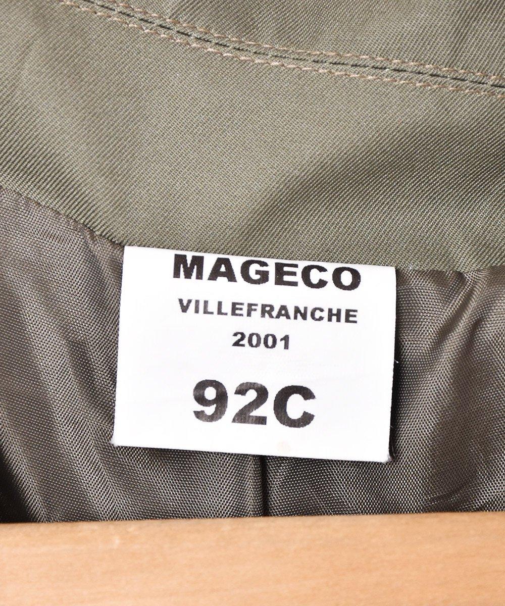 2001年製 フランス軍 ステンカラーコート サイズC92サムネイル