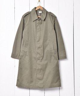 古着2001年製 フランス軍 ステンカラーコート サイズC92 古着のネット通販 古着屋グレープフルーツムーン