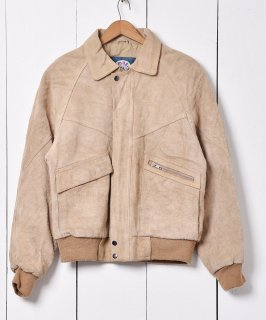 古着スウェードレザージャケット 古着のネット通販 古着屋グレープフルーツムーン