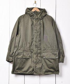 古着1960年代〜 フランス軍 M-64 フィールドパーカー モッズコート 古着のネット通販 古着屋グレープフルーツムーン