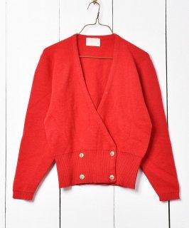 古着アメリカ製「PENDLETON」カシュクールカーディガン 古着のネット通販 古着屋グレープフルーツムーン