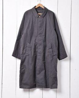 古着ドイツ製「Burton」 ライナー付き ステンカラーコート 古着のネット通販 古着屋グレープフルーツムーン