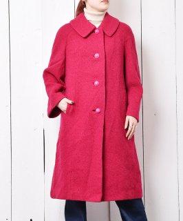 古着アメリカ製 Aラインコート  古着のネット通販 古着屋グレープフルーツムーン