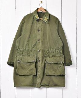 古着スウェーデン軍 M59 ユーロ ミリタリーコート 古着のネット通販 古着屋グレープフルーツムーン