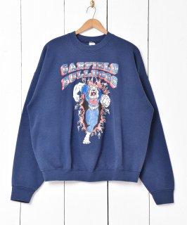 古着アメリカ製 「FRUIT OF THE LOOM 」カレッジプリント スウェットシャツ 古着のネット通販 古着屋グレープフルーツムーン