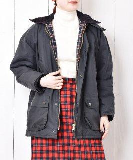 古着イギリス製 「Mc Orvis」オイルドジャケット 古着のネット通販 古着屋グレープフルーツムーン