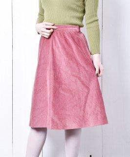 古着アメリカ製 コーデュロイ フレアスカート 古着のネット通販 古着屋グレープフルーツムーン