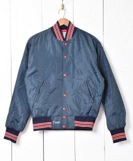 古着「WEST WIND」刺繍 スタジアムジャケット 古着のネット通販 古着屋グレープフルーツムーン