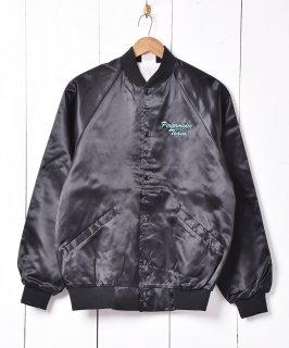 古着アメリカ製 performance 7eam 刺繍 ナイロンスタジアムジャケット 古着のネット通販 古着屋グレープフルーツムーン
