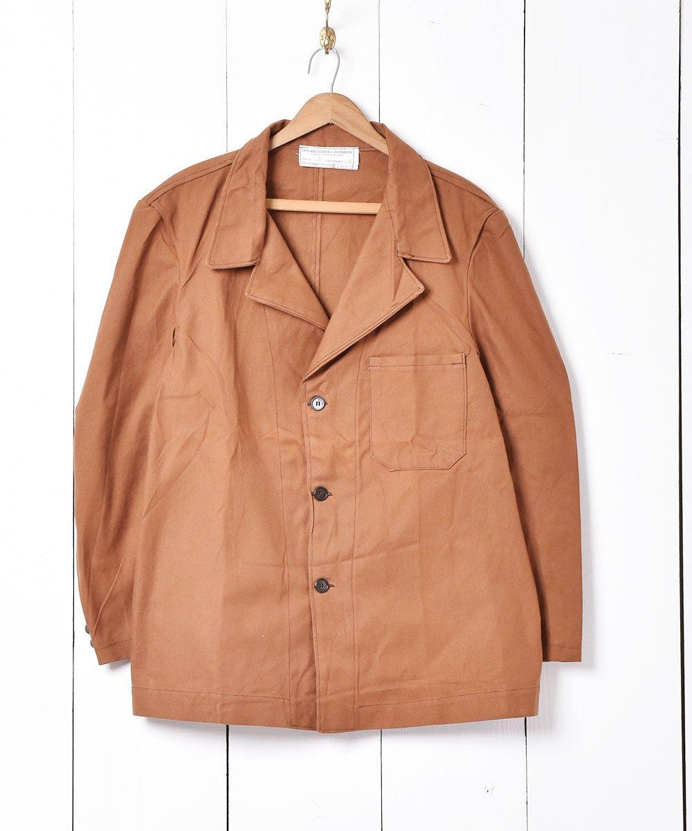 古着 イタリア製 プリズナージャケット サイズ54 古着 ネット 通販 古着屋グレープフルーツムーン
