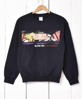 古着BLINK-182 プリントスウェット 古着のネット通販 古着屋グレープフルーツムーン