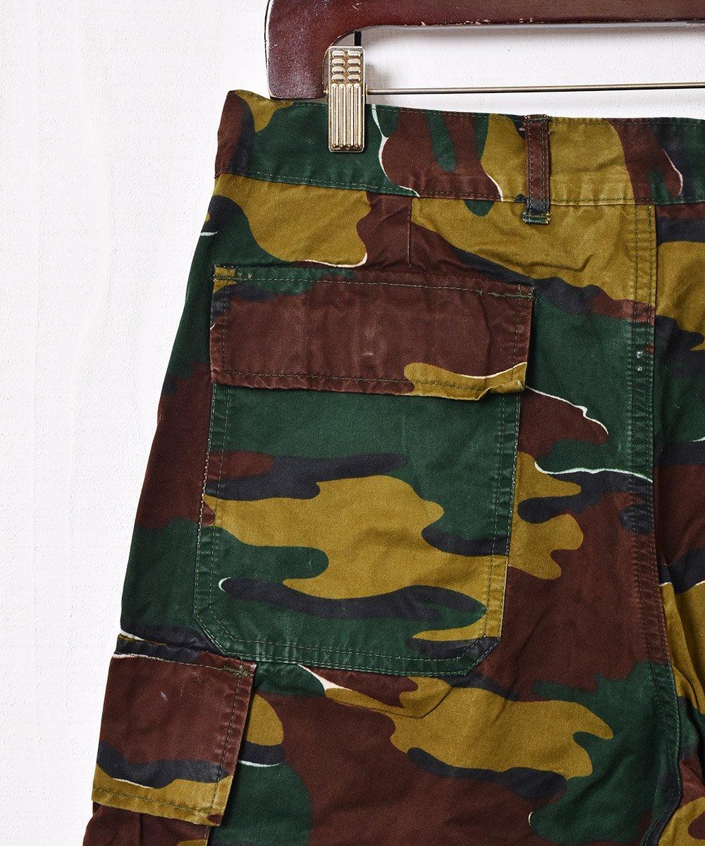 W33 ベルギー軍 ジグソーカモフィールドカーゴパンツサムネイル