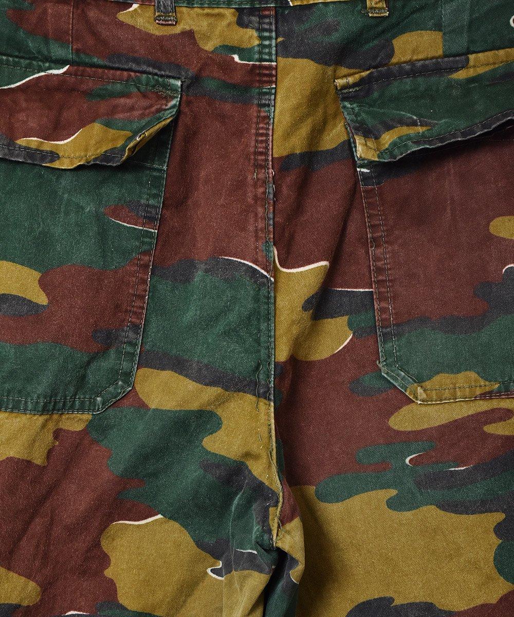 W31 ベルギー軍 ジグソーカモフィールドカーゴパンツサムネイル