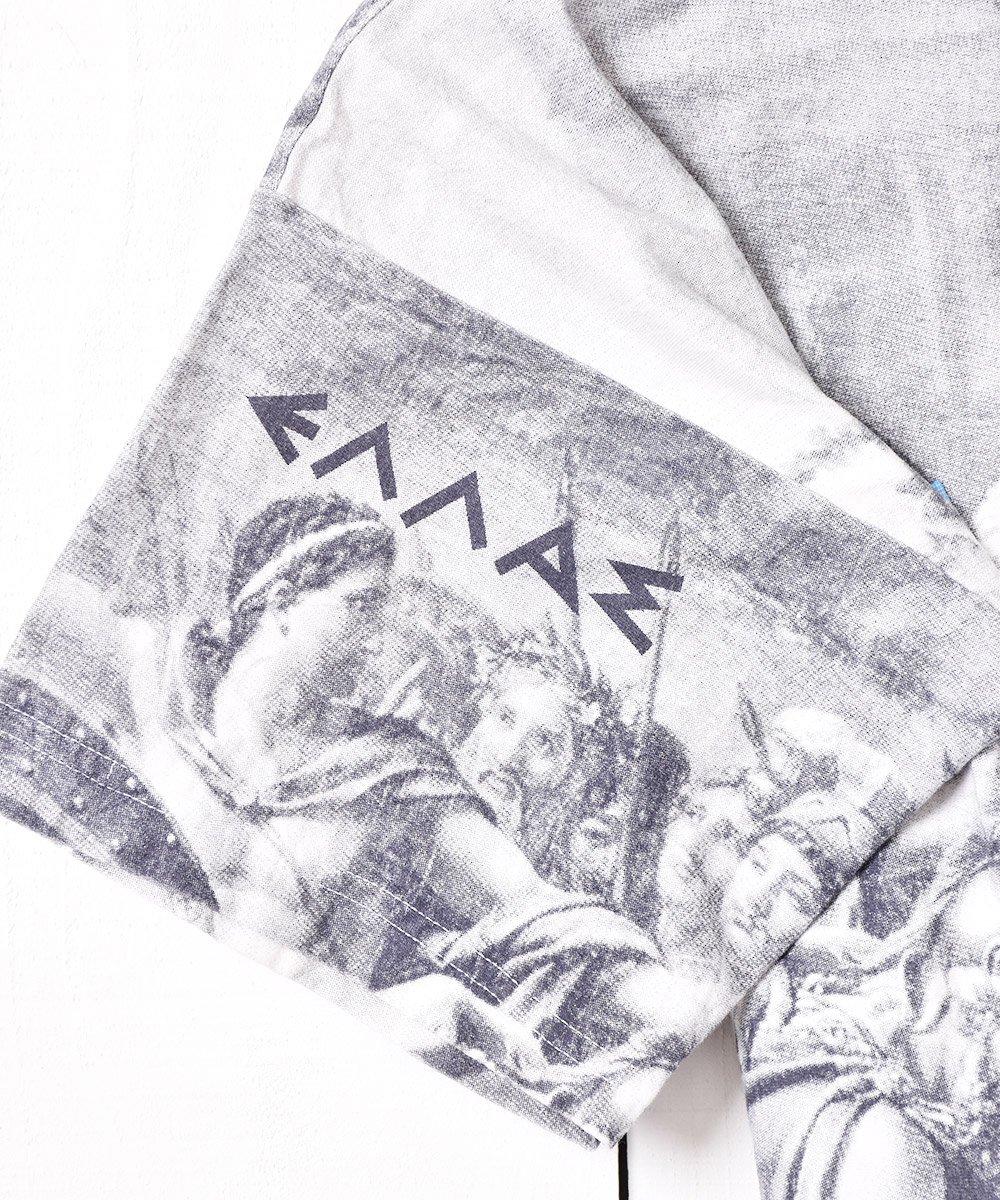 ギリシャ製 転写プリント Tシャツサムネイル