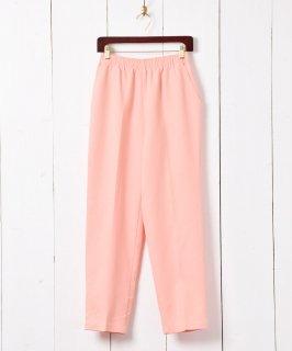 古着アメリカ製 シンプルイージーパンツ ピンク 古着のネット通販 古着屋グレープフルーツムーン