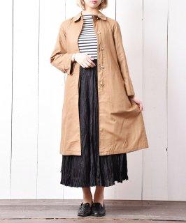 古着ヨーロッパ製 リバーシブル ステンカラーコート 古着のネット通販 古着屋グレープフルーツムーン