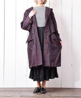古着ヨーロッパ製 中綿入り フード付き コート 古着のネット通販 古着屋グレープフルーツムーン