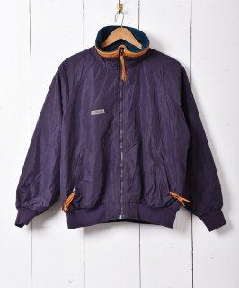 古着「columbia」ナイロン ブルゾンジャケット 古着のネット通販 古着屋グレープフルーツムーン