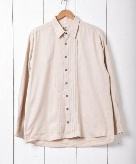 古着チロルシャツ ベージュ 古着のネット通販 古着屋グレープフルーツムーン