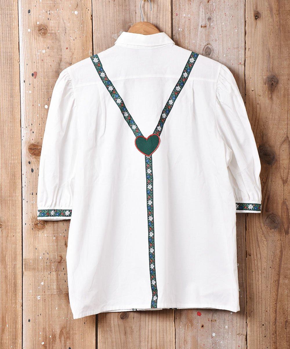 ヨーロッパ製 半袖 チロルシャツサムネイル