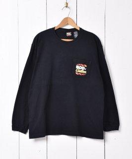 古着「ROD&Custom Magazine 」ロングスリーブTシャツ 古着のネット通販 古着屋グレープフルーツムーン
