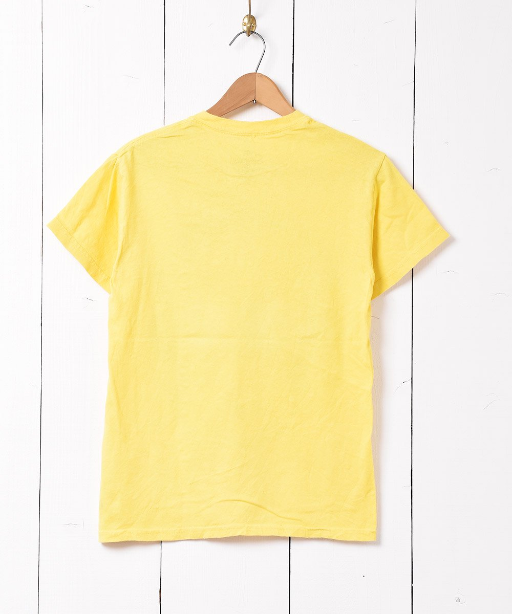 「The SIMPSONS」キャラクタープリント Tシャツ イエローサムネイル