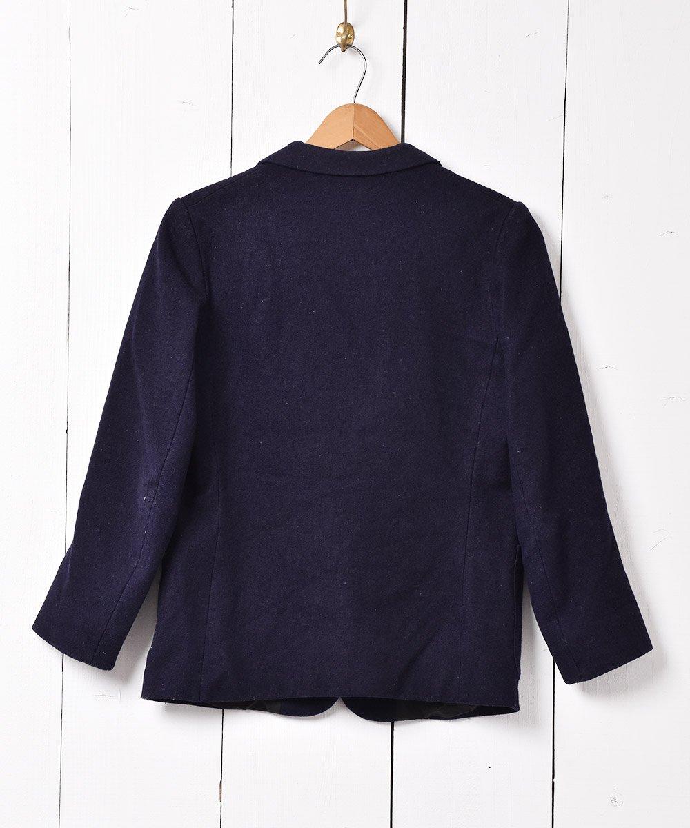 イングランド製 ウールテーラードジャケットサムネイル