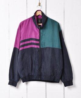 古着3カラー シルクブルゾン 古着のネット通販 古着屋グレープフルーツムーン