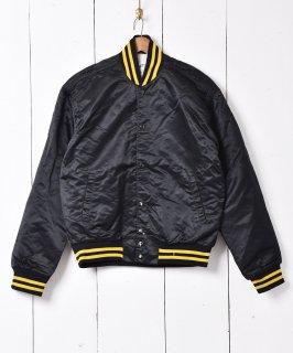 古着アメリカ製 「EISEN HOWER」ナイロン スタジアムジャケット 古着のネット通販 古着屋グレープフルーツムーン