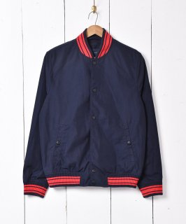 古着「TOMMY HILFIGER」スタジアムジャケット 古着のネット通販 古着屋グレープフルーツムーン