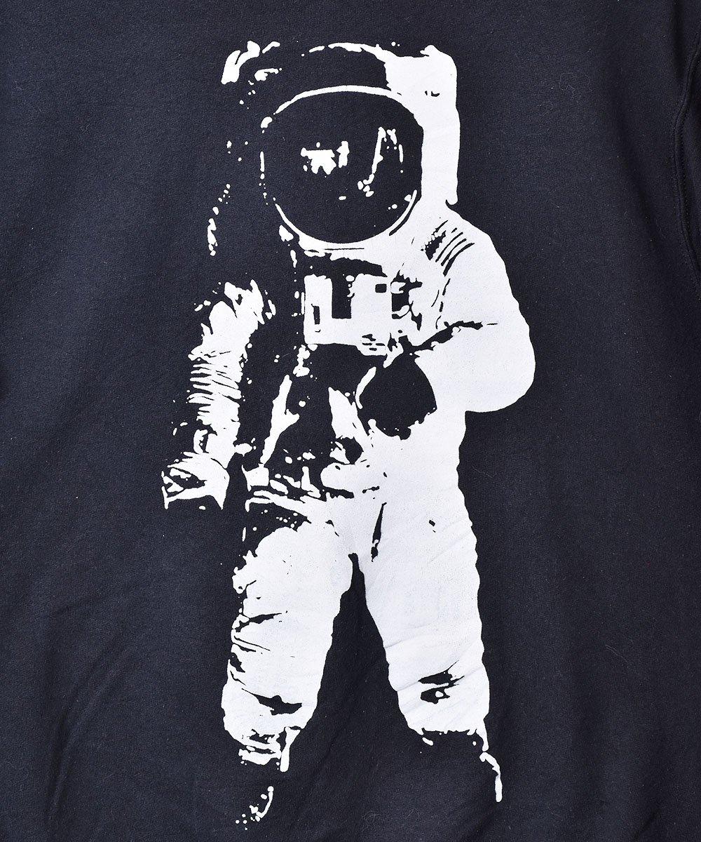 宇宙飛行士プリント スウェットサムネイル